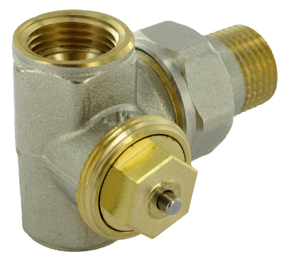Corps thermostatique triaxe